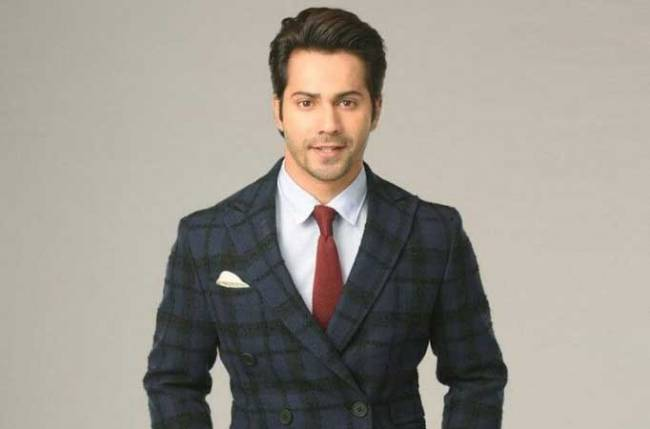 Varun Dhawan salutes security guard on a TV show