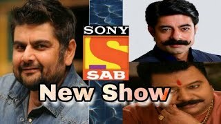 Deven Bhojani, Sushant Singh, Nagesh Bhosale and Subodh Bhave in SAB TV's Namoone