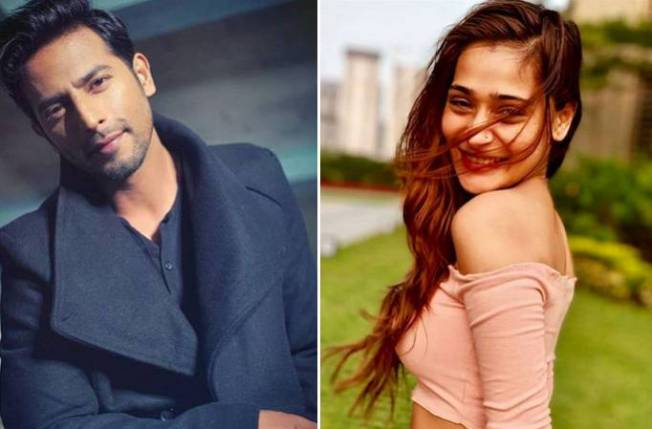 There's something brewing between Sehban Azim and Ssara Khan!There's something brewing between Sehban Azim and Ssara Khan!