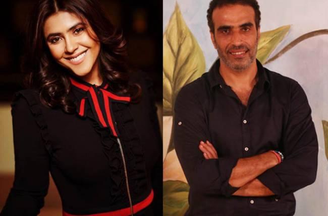 Ekta Kapoor promotes Dheeraj Sarna's Main Maike Chali Jaungi