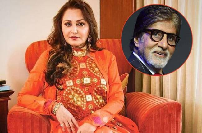 Here's what Jaya Pradha has to say on competing with former co-star Amitabh Bachchan on TV