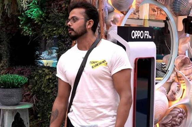 Sreesanth to get into a fight with THIS Bigg Boss contestant