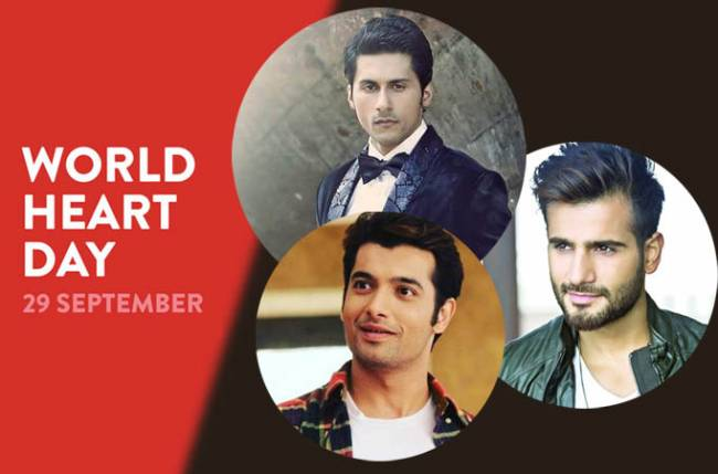 World Heart Day: TV actors promise to stay happy and healthy