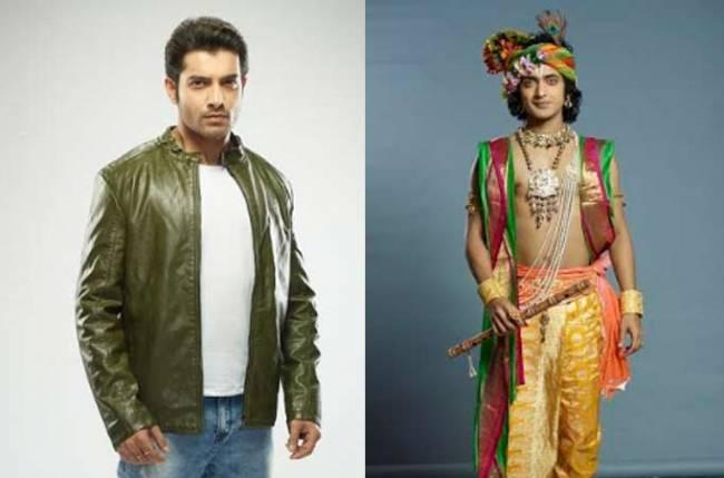 Ssharad Malhotra praises Sumedh Mudgalkar for his Krishn's look