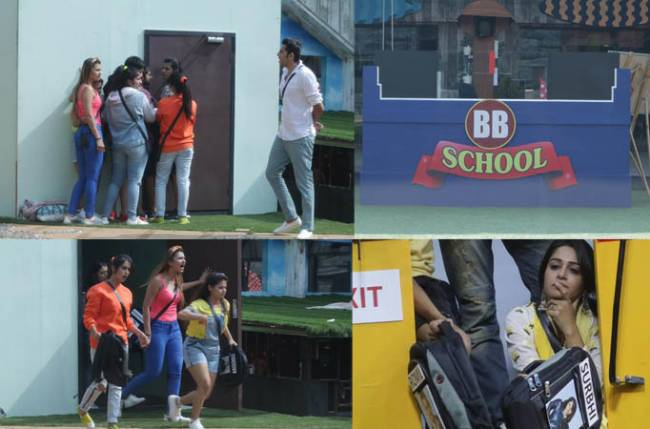 Bigg Boss 12 synopsis: Day 79: Yet another fight strikes between friends turned foe: Surbhi and Romil