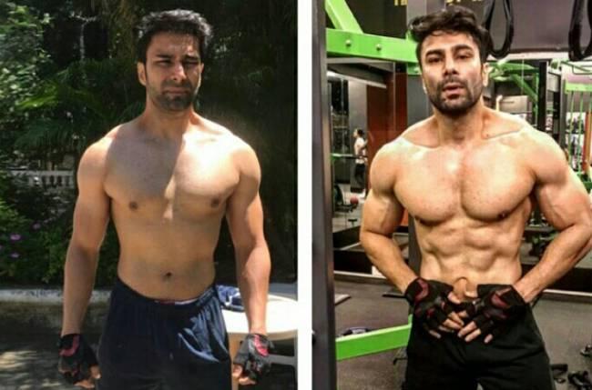 OMG! Look at Abhinav Kapoor's body transformation