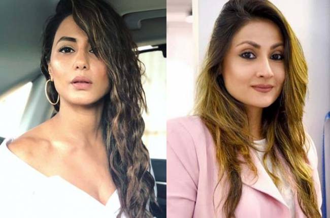 FACE-OFF: Hina Khan v/s Urvashi Dholakia in Star Plus' Kasautii Zindagii Kii?