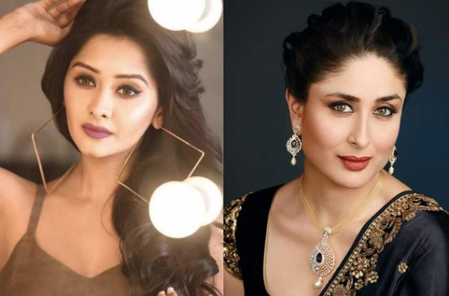 Kanchi Singh's thoughts on sharing screen space with Kareena Kapoor