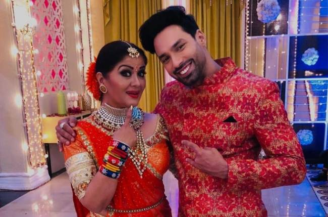 Sudha Chandran is an inspiration on the set: Reyaansh Vir Chdha