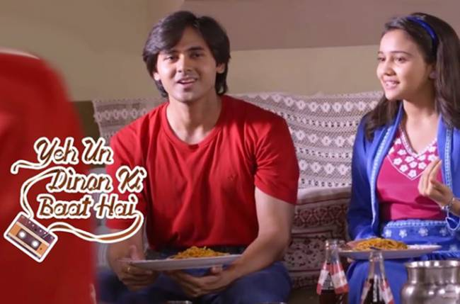 Sameer and Naina to follow Anil Kapoor and Sridevi's FOOTSTEPS in Sony TV's Yeh Un Dinon..!