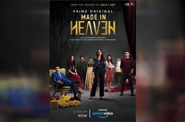 Five interesting facts we bet you didn't know about Amazon Prime Video's Prime Original Series, 'Made In Heaven' until now!