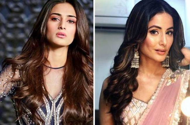 Must Watch: Hina Khan and Erica Fernandes play Holi together on Kasautii Zindagii Kay 2 sets