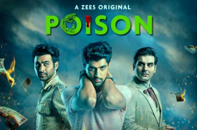 'Poison': Stay away from it