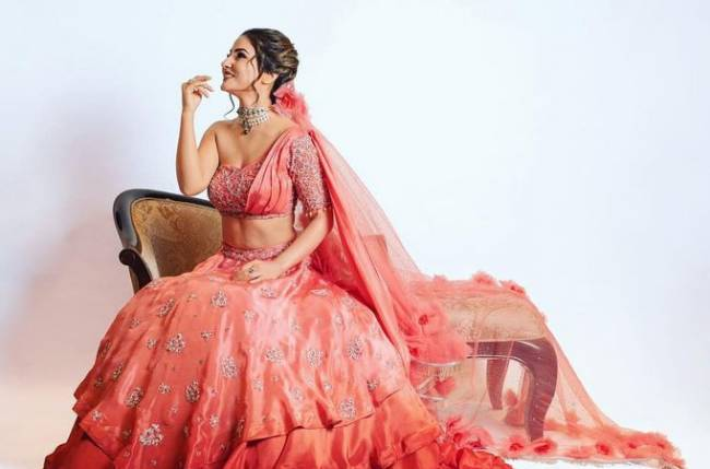 I have been following the Cannes Film Festival as a fan for years: Hina Khan