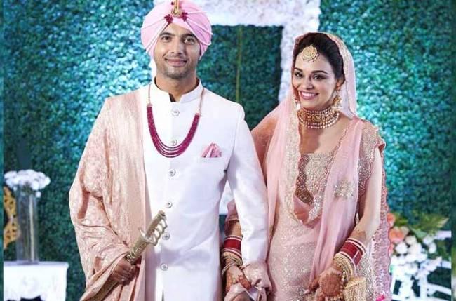 Sharad Malhotra on his honeymoon plans