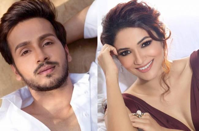 Param Singh and Ridhima Pandit bag Ekta Kapoor's upcoming sci-fi thriller Haivan?