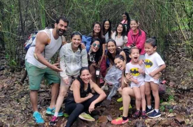 Kumkum Bhagya star cast enjoy an ADVENTUROUS trip