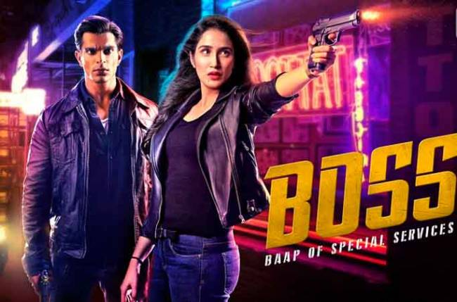Expect the unexpected as the chase for 'Boss- Baap Of Special Services' begins