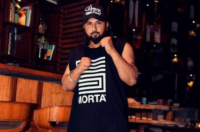 Punjabi rapper Honey Singh lands himself in controversy for lewd lyrics