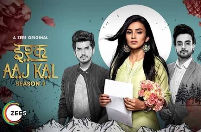 Shooting for Season 3 of Zee5's Ishq Aaj Kal begins