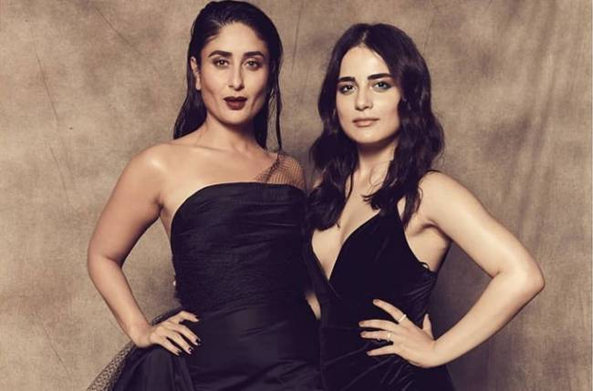 Radhika Madan shares a stunning photo with Angrezi Medium co-star Kareena Kapoor