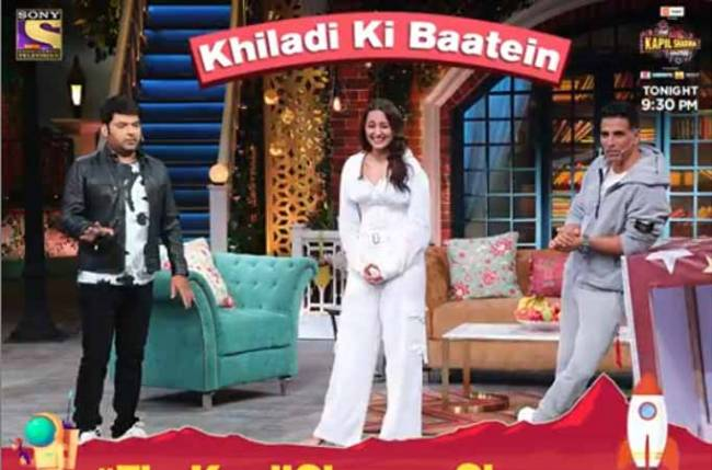 Must Watch: Akshay Kumar makes a surprising entry in The Kapil Sharma Show