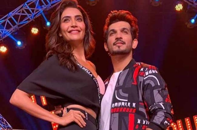 Arjun Bijlani and Karishma Tanna to team up for THIS show