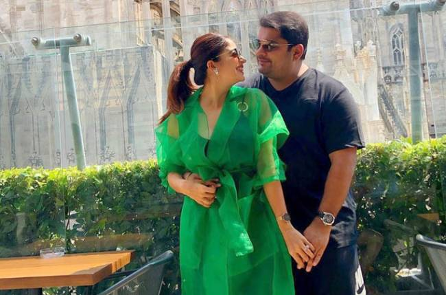 It was absolutely ridiculous to troll him: Nehha Pendse on trolls commenting on her boyfriend's weight