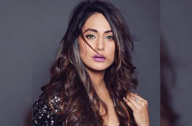 Hina Khan celebrates life… an actress that celebrates every occasion beyond caste and religion