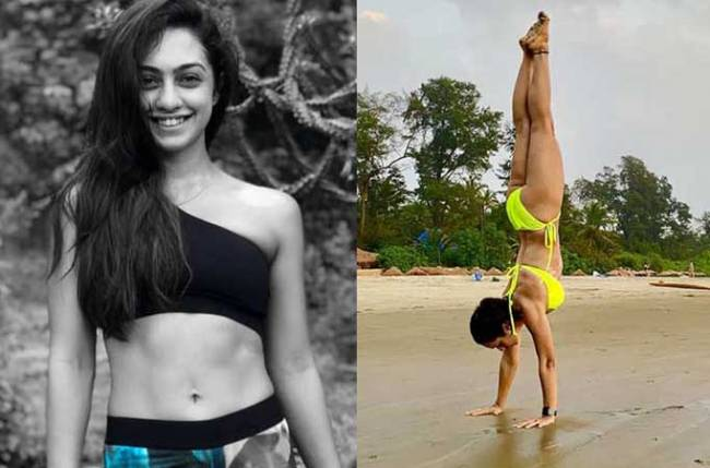 Take fitness inspiration from Abigail Pande!