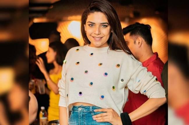 Kundali Bhagya's Anjum Fakih shares glimpses of her love life?