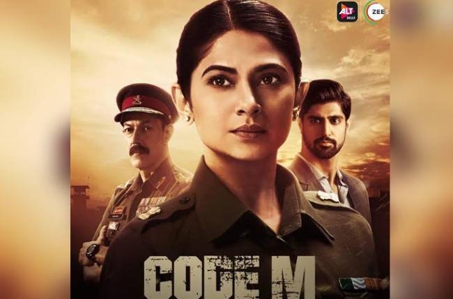 THIS ARMY DAY, WITNESS THE TRUE SPIRIT OF BEING AN ARMY OFFICER WITH ALTBALAJI AND ZEE5'S CODE M
