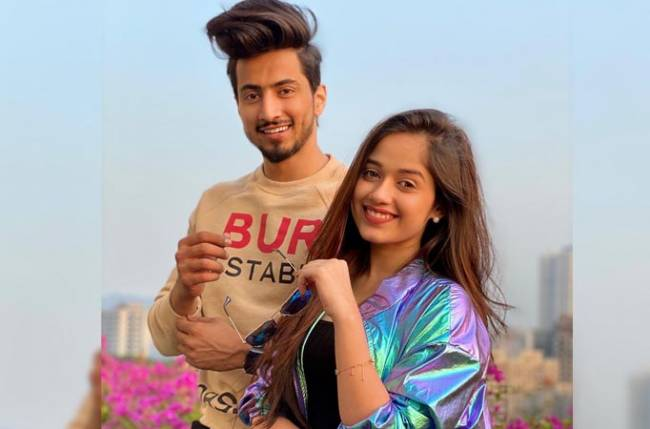 TikTok stars Faisu and Jannat Zubair come together for this!