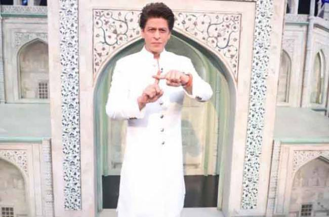 THIS is what Shah Rukh Khan wants to do when he is 95!