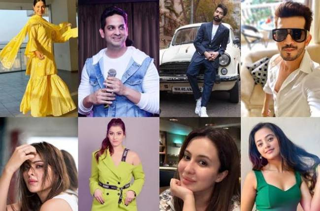 Aneeta Patel and Vikas Kalantri create a poetic video featuring TV folks!